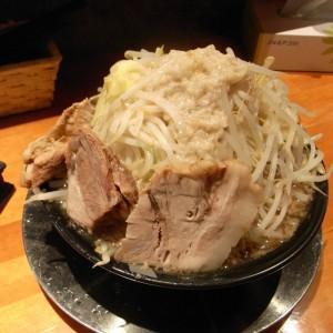 二郎的な麺