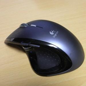 壊れかけのマウス