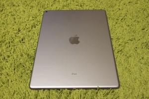 iPad ProではなくiPadと表記されています。